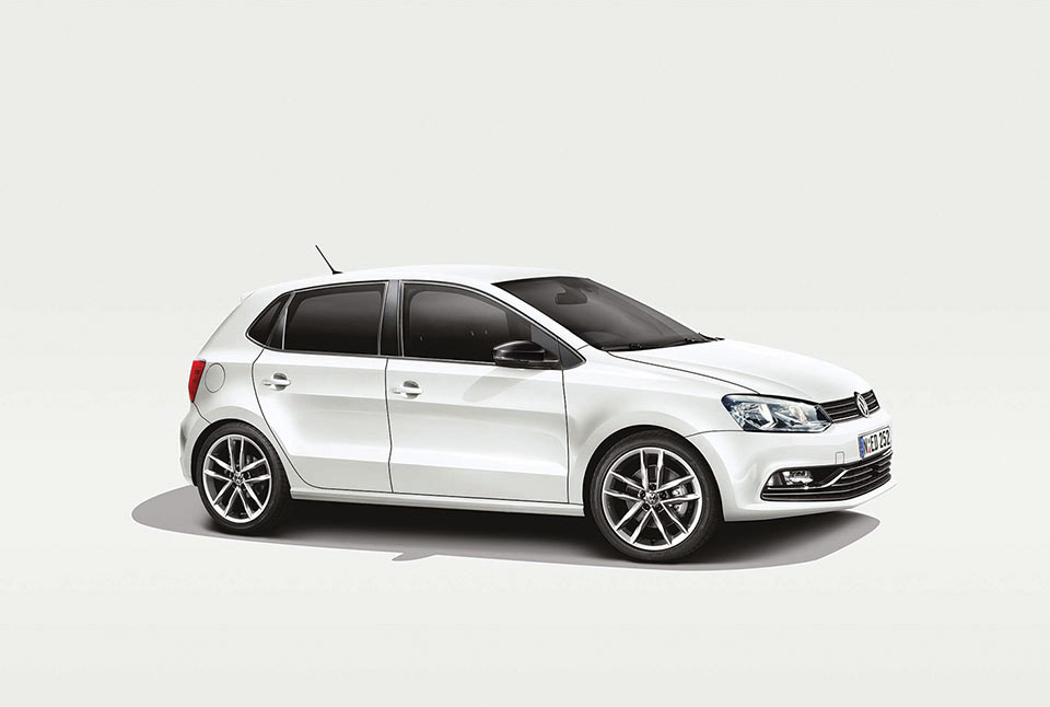 Candy White - Volkswagen Polo 1.2 TSI