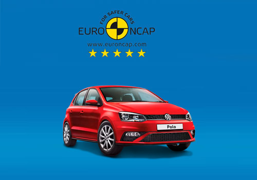 Volkswagen Polo TSI - Five stars for safety